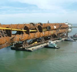 Project Cargo Barges